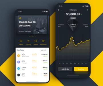 Binance mobile trading