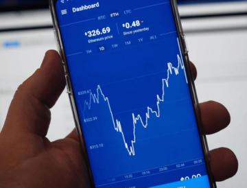 Coinbase mobile trading