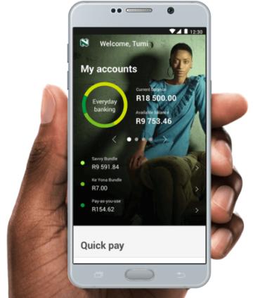 Nedbank trading app