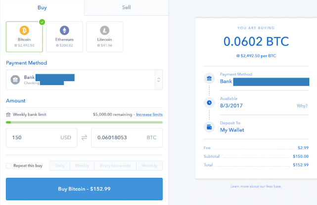 how Coinbase is used